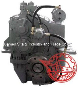 China Advance Marine Gearbox Hct800/3 Speed Reducer pictures & photos