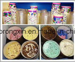 Double Sides PE Coated Paper for Ice Cream Cup pictures & photos