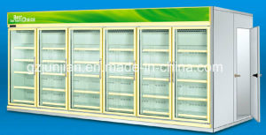 Hight Quality Supermarket Back-Add Display Case pictures & photos