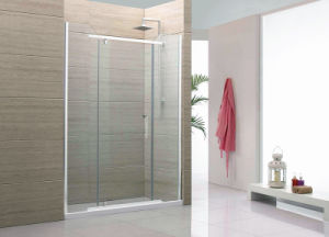 Tempered Glass Bathroom Doors with En12150 and AS/NZS 2208 Certificates. pictures & photos
