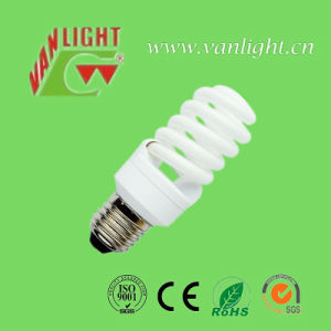 Full Spiral Shape Series T2-15W CFL Lamp (VLC-FST2-15W-E27) pictures & photos
