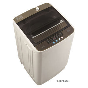 7.0kg Fully Atuo Washing Machine (plastic body/lid) XQB70-504 pictures & photos