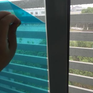 LDPE Protective Film for Glass with UV pictures & photos