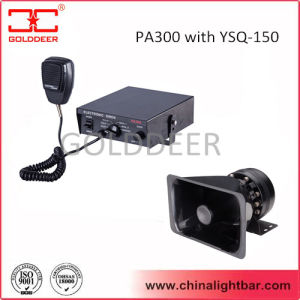 150W Electronic Siren Series with Loud Speaker (PA300) pictures & photos