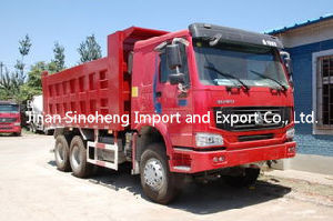 HOWO Dump Truck Price pictures & photos