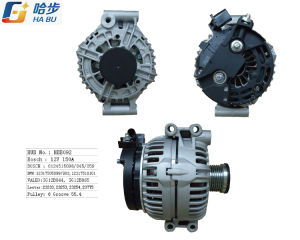 Auto/Car Alternator 12V 150A Bosch 0124325072 0124515098 0124525045 pictures & photos