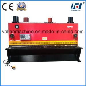 QC11y-12X3200 Hydraulic Guillotine Shearing Machine