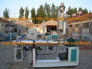 PVC Fiber Soft Pipe Line pictures & photos