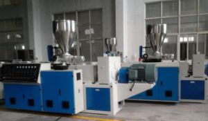 Plastic Extruder for PC/PP/PE Hollow Sheet Production Line pictures & photos