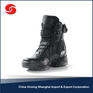 Anti-Slip Military Combat Boots pictures & photos