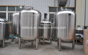 1000L Stainless Steel Acid Storage Tank pictures & photos