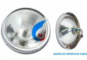 Motorcycle Parts Head Lamp for C70 pictures & photos