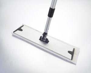 Telescopic Handle Microfiber Profesional Aluminium Mop Flat Mop (1051) pictures & photos