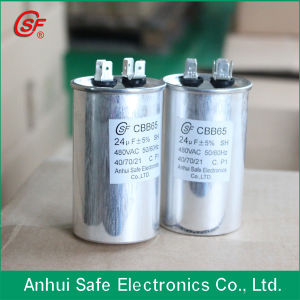 Cylindrical Self Healing Metallized Film Capacitor pictures & photos