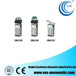 Exe Pneumatic Mechanical Manual Valve Jmj-05, Jmj-06, Jmj-07 pictures & photos