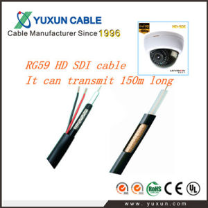 Transmit 170m Signal Long HD-Sdi Coaxial Cables