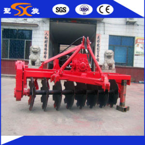 Square Beam Large Paddy-Field Driven Disc Plough for 80-120HP Tractor pictures & photos