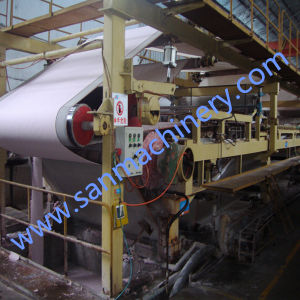 High Performance Line Production Fiber Insole Board Making Paper Machine pictures & photos