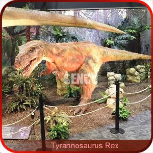 Static Sculpture Dinosaur Equipment Playground pictures & photos
