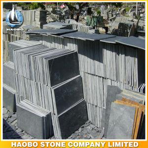 Natural Stone Black Tiles Wholesale Slate pictures & photos