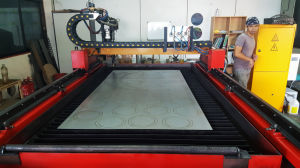Cutmaster A120 Small Air Plasma CNC Plate Cutting Machine pictures & photos
