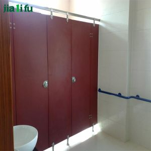 Jialifu Waterproof Toilet Cubicle Partition for Gym pictures & photos