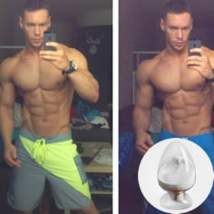 Testosterone Enanthate Anabolic Steroid Raw Powder Testosterone Enanthate pictures & photos