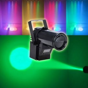 DMX Control LED Pin Spot Beam Light for Party/ Nightclub/KTV /Decoration pictures & photos