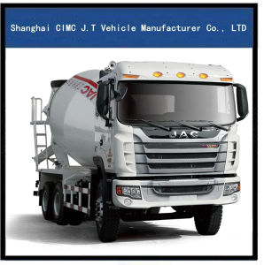 JAC Mixer Truck pictures & photos
