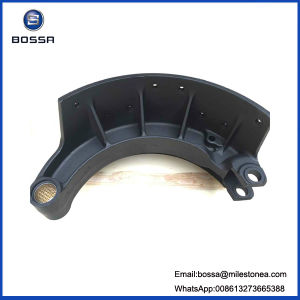 Wholesales Hino Truck Trailer Brake Shoe Oil Type 24 Holes pictures & photos