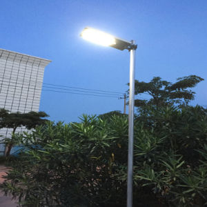 Super Bright Light-Control Multifuction All in One Solar Street Light pictures & photos
