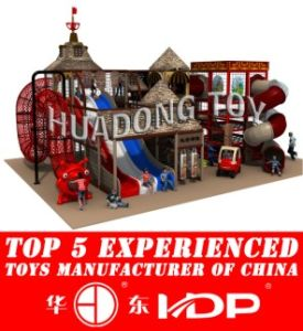 2016 Fashion Ancient Theme Children Indoor Playground Equipment Prices pictures & photos