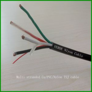 UL62 UL183 AWG Size Customized Tsj Thhn Cable pictures & photos