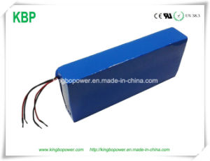 Rechargeable Lithium-Ion Battery for High Power Spot Light pictures & photos