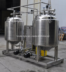 Automatic Control Stainless Steel CIP Cleaning System pictures & photos