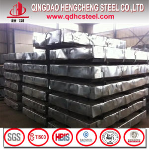 Color Zinc Coated Galvanized Corrugated Roofing Sheets pictures & photos