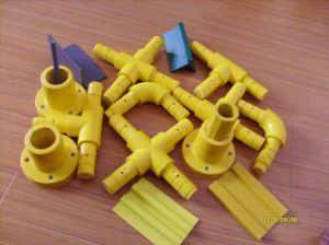FRP/GRP Handrails Fittings, Fiberglass Fittings pictures & photos