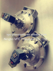 High Quality Diaphragm Pulse Solenoid Valve for Dust Collector pictures & photos
