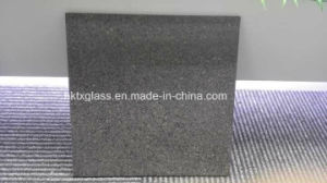 Stone Pattern Tempered Glass with En12150 and ANSI Certificate pictures & photos