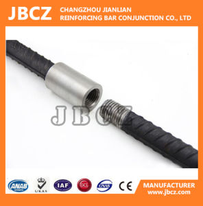 Dextra Standard Construction Steel Rebar Connector Transition Splice pictures & photos