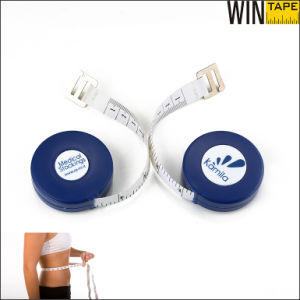 Promotional Round Retractable ABS Plastic PVC Tailor Tape Measure (RT-146) pictures & photos