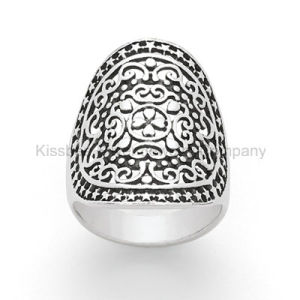 925 Silver Jewelry Antique Looking Jewellery Ring (KR3009) pictures & photos