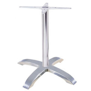 Patio Aluminum/Alloy Coffee Table Base with Umbrella Hole (TB-15523) pictures & photos