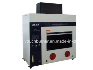 Interior Horizontal Vertical Combustion Tester