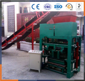 Advanced Technology Multifunctional Cement Block Making Machine pictures & photos