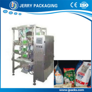 Flour & Rice & Milk Powder Packaging Packing Machine for Gusset Bag pictures & photos