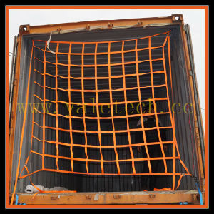 3mm/2mm Diameter 35*35mm/45*45mm Mesh Size with 6mm Rope Truck /Trailer Cargo Net pictures & photos