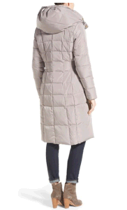 Wholesale OEM Latest Design Bib-Insert Padded Quilting Coat pictures & photos