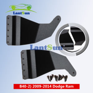 "Car Accessories for Jeep 2009-2014 Dodge RAM Straight 52"" LED Light Bar Brackets pictures & photos"