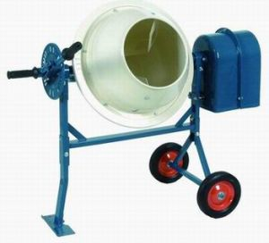 50L 200W Motor Stand Style Mini Mortar Mixer pictures & photos